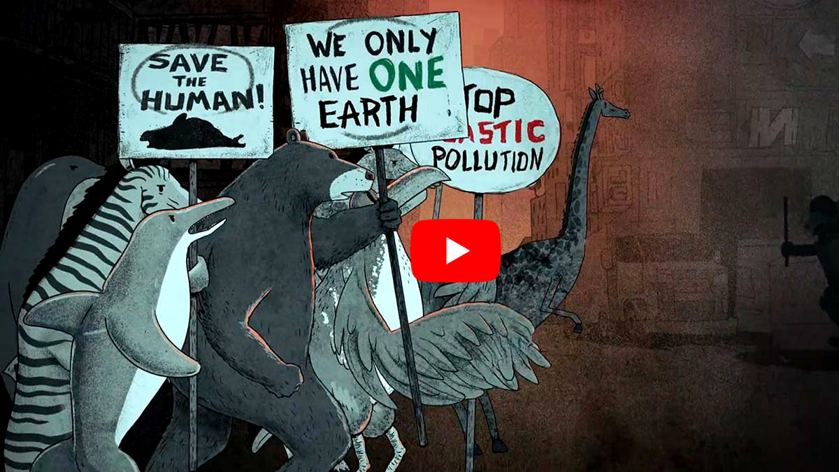 The Turning Point: το νέο animation του Steve Cutts
