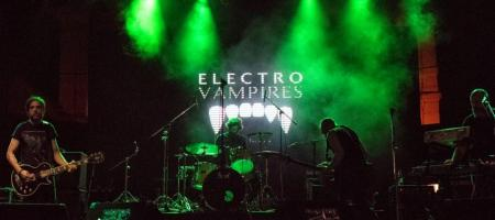 Electro Vampires @ We live sessions powered by O.C.T