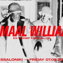 Kamaal Williams [ex - Yussef Kamaal, UK] live in Thessaloniki