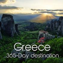 Greece, a 365 - Day Destination
